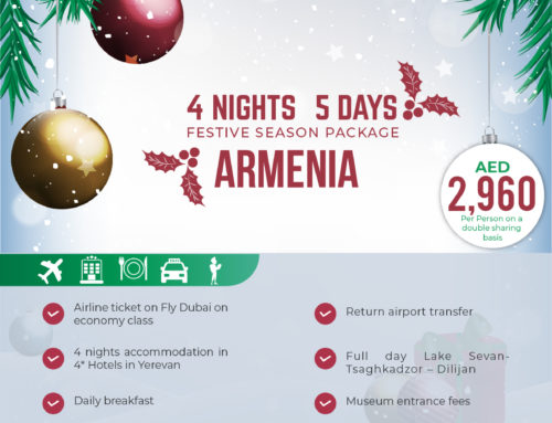 ARMENIA Christmas package