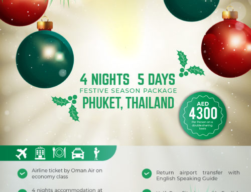 PHUKET THAILNAD Christmas package