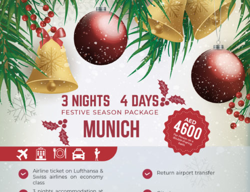 MUNICH Christmas package